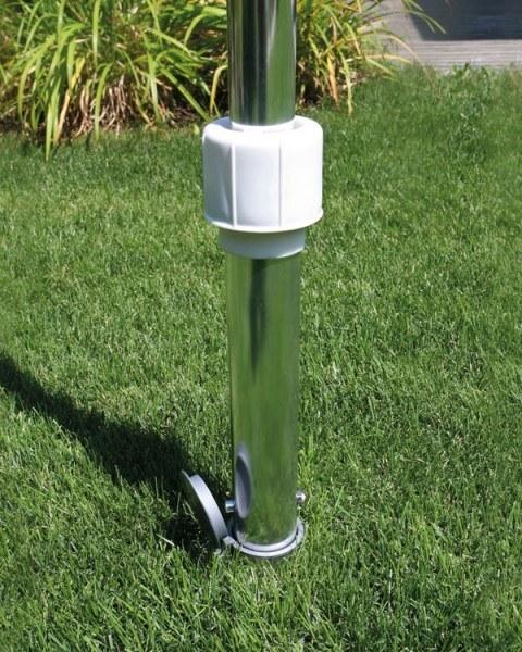 Bodenhülse für 50 mm Rohr