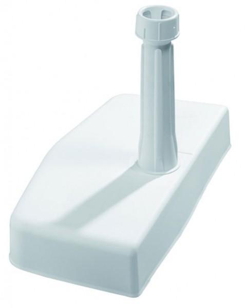 Balkonständer ca. 20 kg weiß