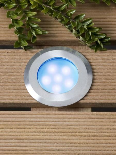 Einbauleuchte 'Sirius blue' von Garden-Lights (Art.Nr. 4113601)