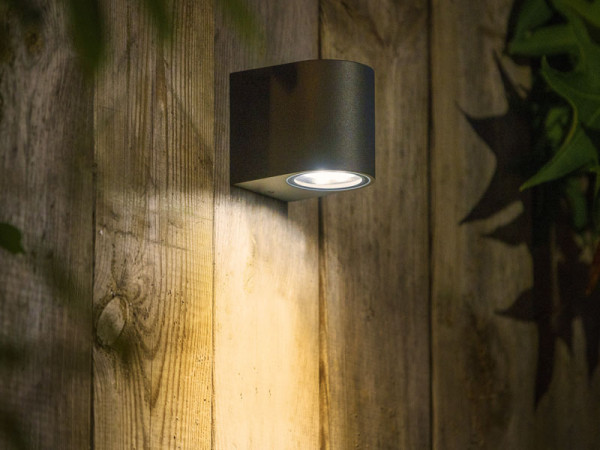 Wandstrahler 'Gilvus' von Garden-Lights