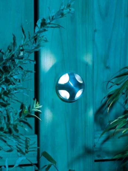 Wandleuchte 'Lotus' von Garden-Lights (Art.Nr. 4013601)