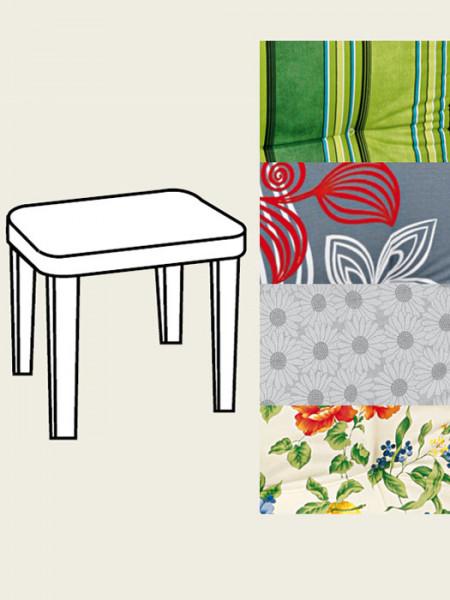 Polsterauflage Trend-Line für Hocker und Stuhl, diverse Dessins
