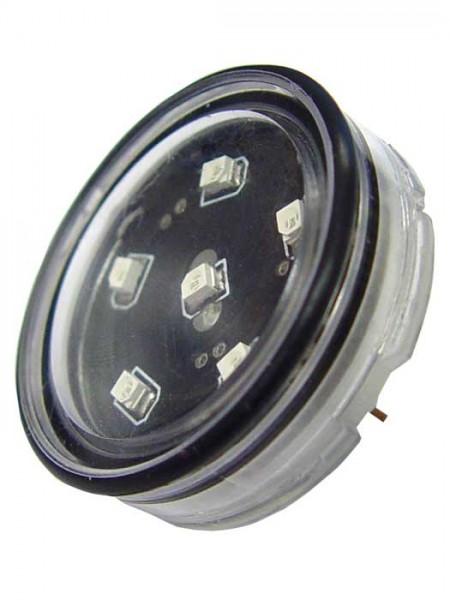 SMD LED-Einheit mit 6 Einzel-LEDs blau (Art.Nr. 1170101)