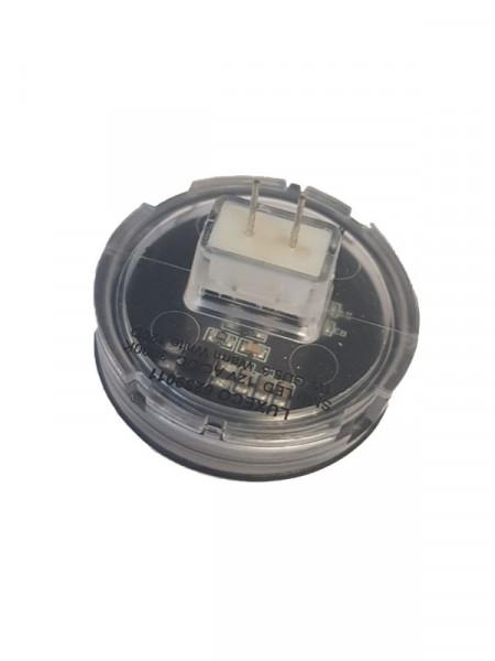 SMD LED unit 6x Warm Weiss 12V 1W GU5.3 Hinteransicht