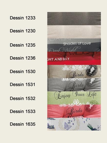 Hochlehner Selection-Line Dessin