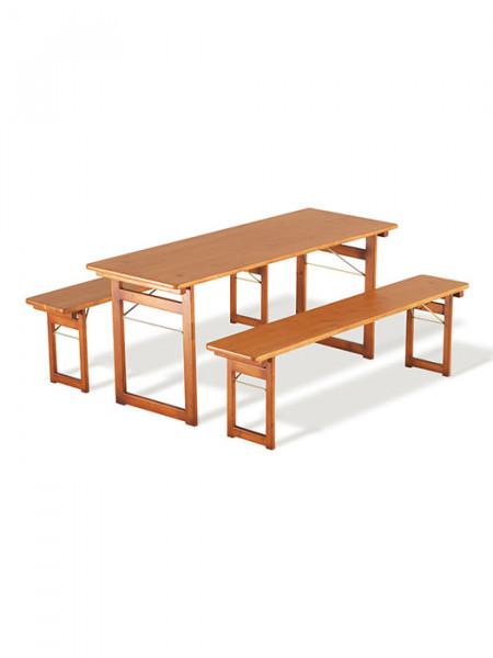 Design-Biergartengarnitur Rustica