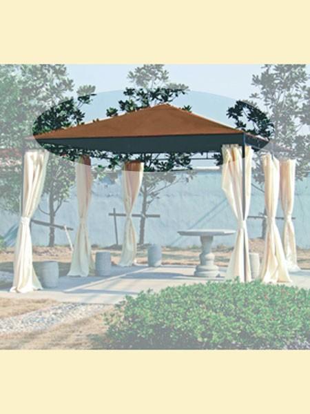 Ersatzdach zu Pavillon Tosca
