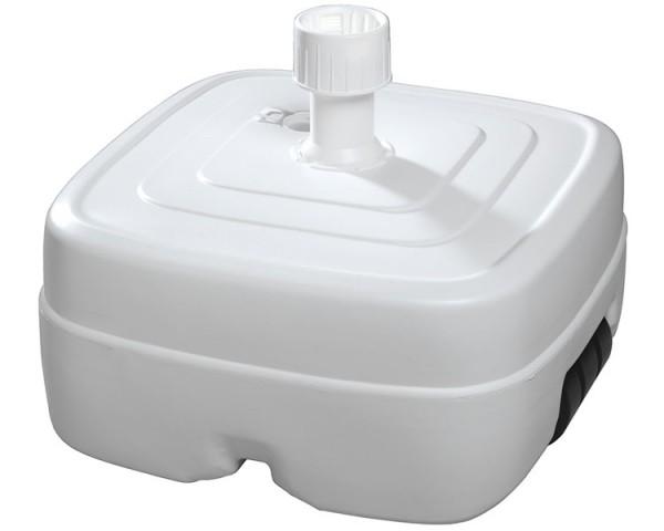 PE-Ständer ca. 45 Liter Weiß