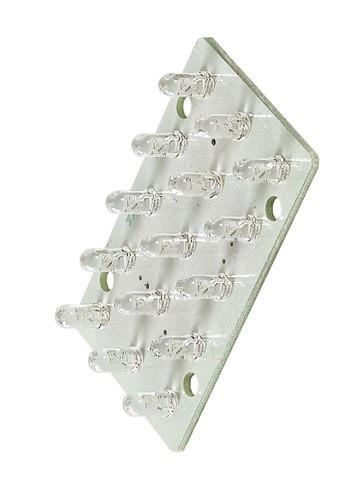 LED-Einheit mit 15 Einzel-LEDs (Art.Nr. 1071101)