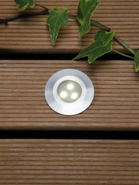 Einbauleuchte 'Alpha warmweiß' von Garden-Lights (Art.Nr. 4048601)