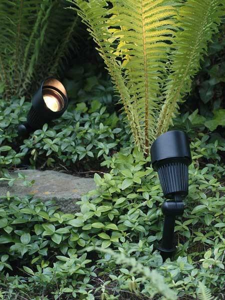 Spotstrahler-Set Focus im Garten